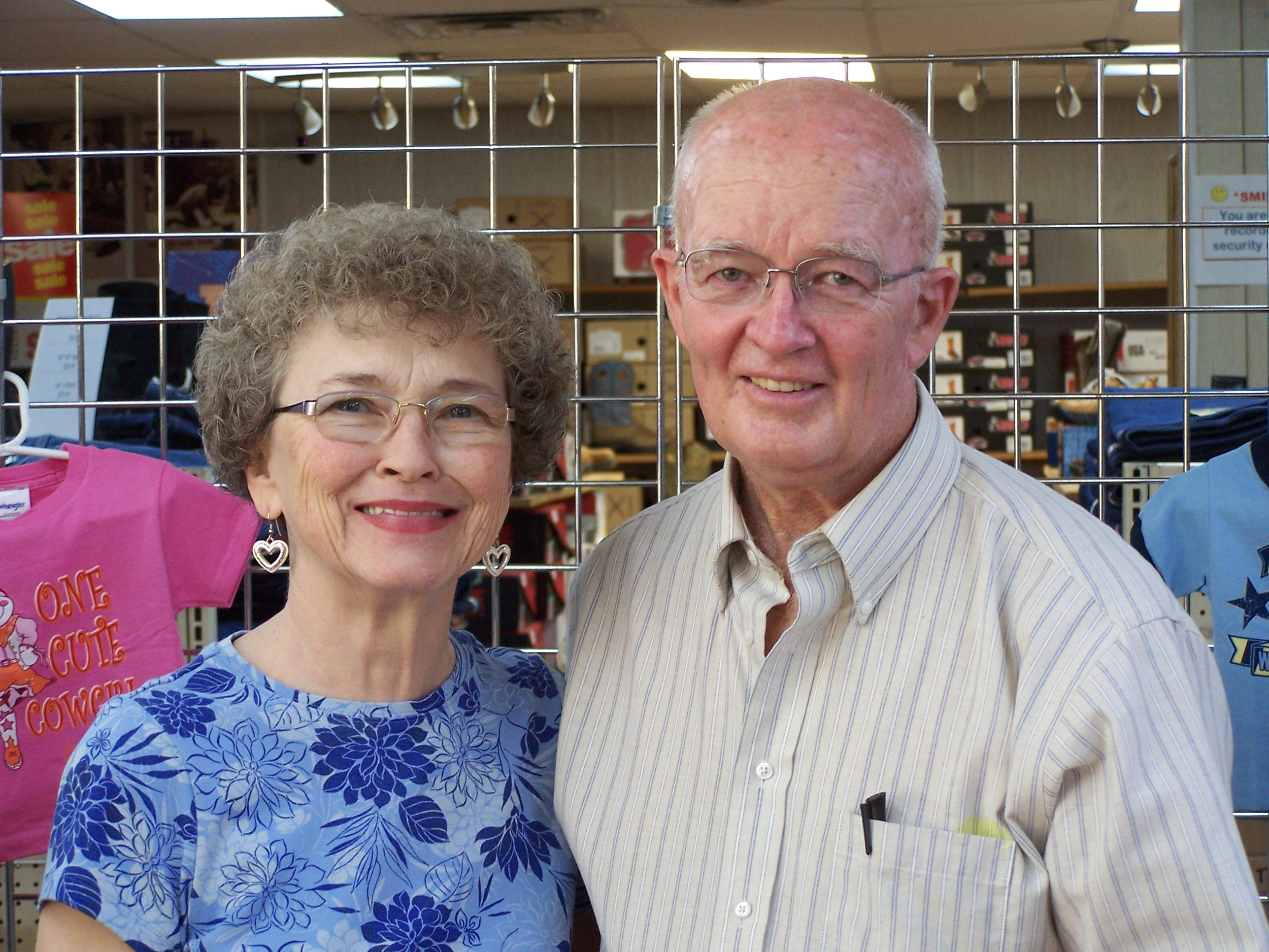 Papa & Granny  2009-06-26